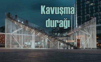 Taksim Meydanı'ndaki Kavuşma Durağı Taksim'i renklendirecek