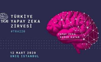 Türkiye Yapay Zeka Zirvesi 12 Mart'ta