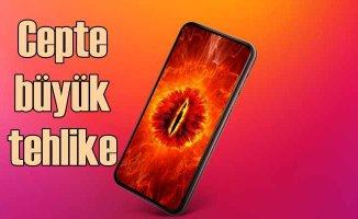 Türkiye'de 50 bin mobil kullanıcı tehditlerin hedefi