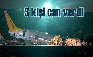 Uçak kazasında ölü sayısı 3'e çıktı, 6 yaralı yoğun bakımda