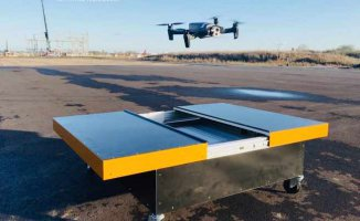 Vinci'den drone teknolojilerine yatırım