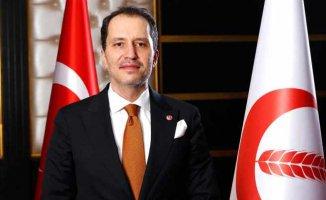 Yeniden Refah Lideri Fatih Erbakan'dan Kıbrıs'a anlamlı ziyaret