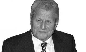Ege ihracatının duayenlerinden Mehmet Fuat Terci vefat etti