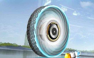 Goodyear'ın en yeni konsept lastiği: Goodyear reCharge