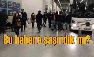 İstanbul Havalimanı'nda İETT ve HAVAİST'e ambargo mu var?