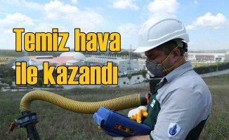 İstanbul sera gazını azalttı, karbon kredisi sattı