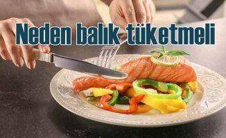 Kış aylarında neden balık tüketmeliyiz?