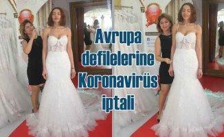 Koronavirüs moda sektörünü vurdu, çok sayıda defile iptal