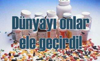 Küresel ilaç sektörü 1,5 trilyon dolara koşuyor