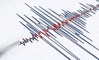 Manisa'da 4.1 büyüklüğünde deprem oldu