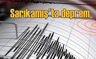 Sarıkamış'ta deprem oldu, Sarıkamış Belencik 4.0 ile sallandı