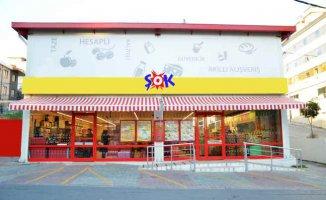 ŞOK Marketler 7.215 mağazaya ulaşarak net satışlarını yüzde 33,1 artırdı