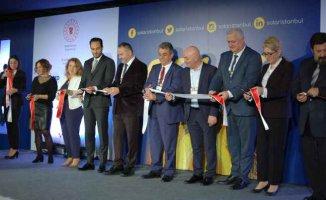 Solar İstanbul 2020 Fuarı kapılarını açtı