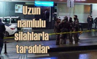 Sultangazi ve Gazi Mahallesi'nde silahlı saldırı