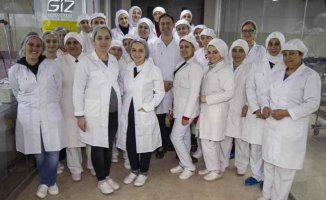 Türk kadınının imzası 5 kıtaya ulaşıyor