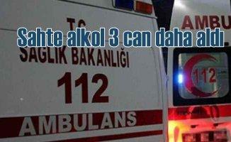 Zeytinburna'dan sahte alkol dehşeti 3 can aldı
