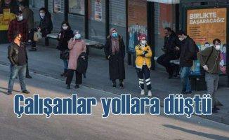 31 İlde sokağa çıkma yasağı | Caddeler boşaldı | Uymayanlara ceza