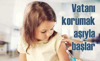 AHEF 15 yıldır 'Aşı'nın önemine dikkat çekiyor
