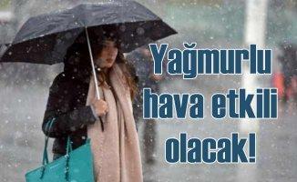 AKOM'dan İstanbul için yağışlı hava uyarısı | Meteoroloji