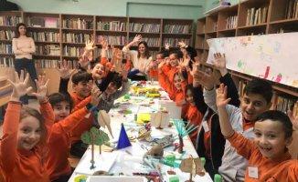 Çocuklar tasarladı İBB yaptı | İlk çocuk parkı Beykoz'da açılıyor