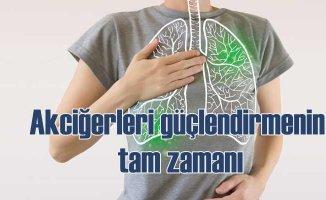 Covid'e karşı akciğerleri geliştirmenin 4 etkili yolu