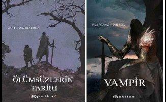 Kitap | Almanya'nın Stephen King'inden:Ölümsüzlerin Tarihi 2 – Vampir