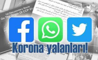 Koronavirüs yalanları | Sosyal medyayı koronavirüs efsaneleri sardı