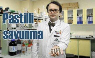 Koronavirüse pastilli savunma | Virüsün akciğere inmesine engel oluyor