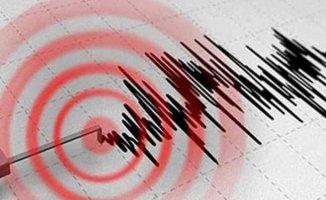 Ordu'da deprem oldu | Ordu Kumru Avdullu 4.2 ile sallandı