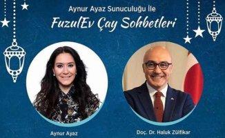 Aynur Ayaz ile Ramazan eğlenceleri sosyal medyaya taşındı