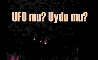 Rize'de UFO paniği Kelime-i Şehadet getirtti   Starlink uyduları Türkiye'den geçiyor