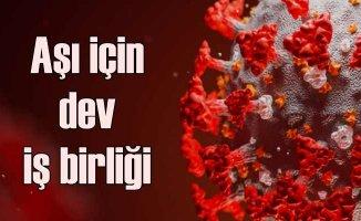 Sanofi ve GSK COVID-19 aşısı için güçlerini birleştiriyor