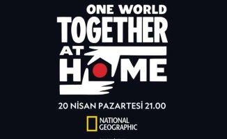 Tek Dünya Konseri National Geographic ekranlarında