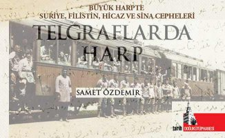 Telgraflarda Harp | Kitap | Fahrettin Paşa'dan mesaj var