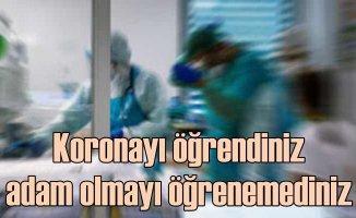Trabzon'da magandalar karantina hastanesini bastı, doktora saldırdı