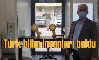 Türk bilim insanları tasarladı | COVID-19 Örnek Alma İstasyonu