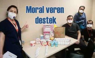 Türkiye'nin ünlü gıda markaları sağlık çalışanları için birleşti