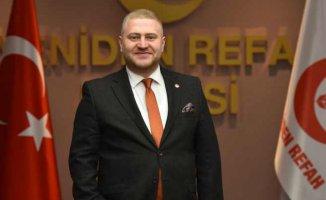 Yeniden Refah Partisi'nden sert 'Ali Erbaş' tepkisi