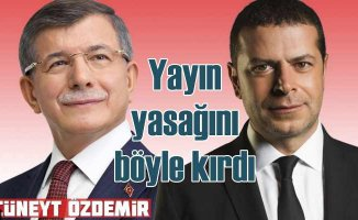 Ahmet Davutoğlu, Cüneyt Özdemir'in sorularını cevaplandırıyor