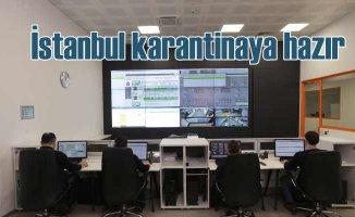İstanbul, Sokağa çıkma yasağına hazır | İBB önlemleri artırdı