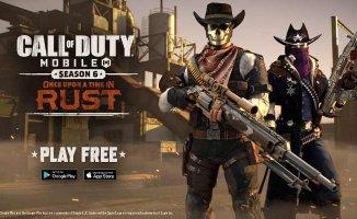 Call of Duty | Mobile'ın yeni sezonu Vahşi Batı temasıyla başlıyor