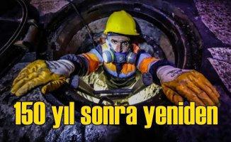 Eminönü'nde sel baskınları 150 yıllı kanalla sona erecek