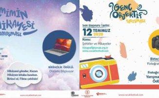 TÜRSAK | Genç senarist ve fotoğrafçı adaylarının yarışması başladı