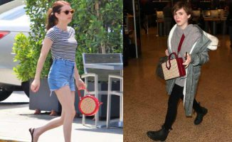 Genç ünlülerin ellerinde Türk çantası