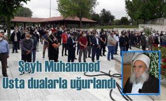 Kadiri Şeyhi Seyyid Muhammed Usta Hakk'a yürüdü