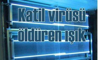 Kapalı alanlarda koronavirüse karşı UVC ile mücadele