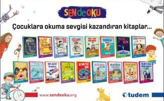Kitap | Sen de Oku koleksiyonu sayesinde okumayan çocuk kalmayacak!