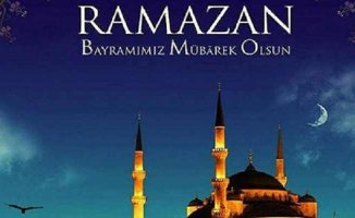 Ramazan Bayramı başladı | Bayramınız Kutlu olsun | En güzel bayram mesajları
