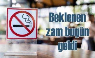 Sigaraya vergi zammı | En ucuz sigara 14 TL olacak