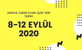 Tarım sektörünün en büyük fuarı Eylül'de Konya'da açılıyor